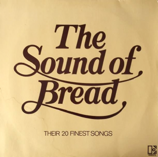 Bread - The Sound Of Bread: Their 20 Finest Songs (LP) (VG-/VG-)